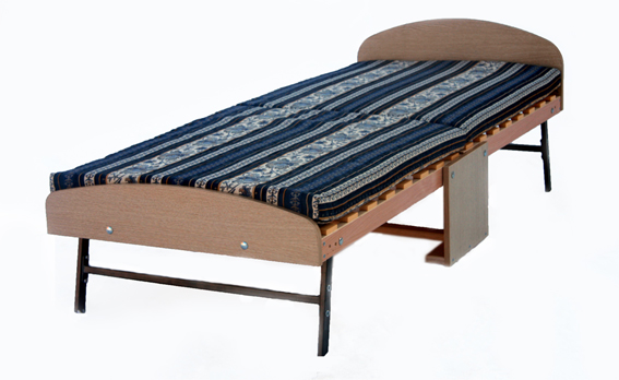 Кровать ортопедическая раскладная