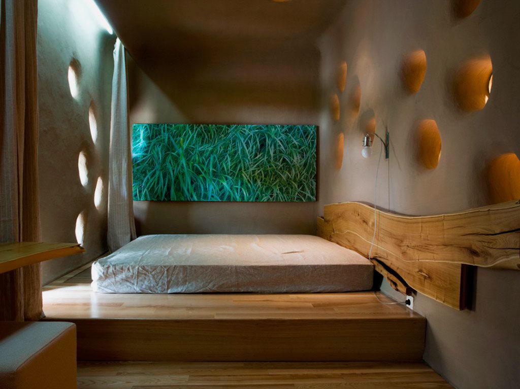 Кровать-подиум и ее особенности