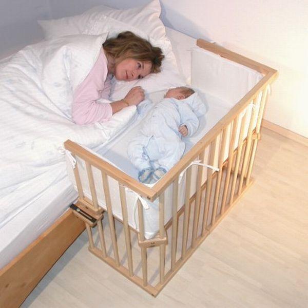 Кровать приставная