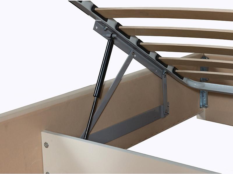 Кровать с подъемным механизмом и ее неисправности
