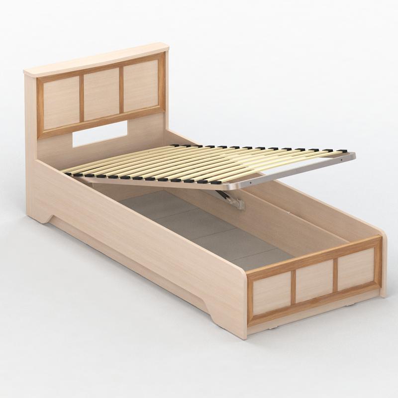 Кровать с подъемным механизмом, как выбрать