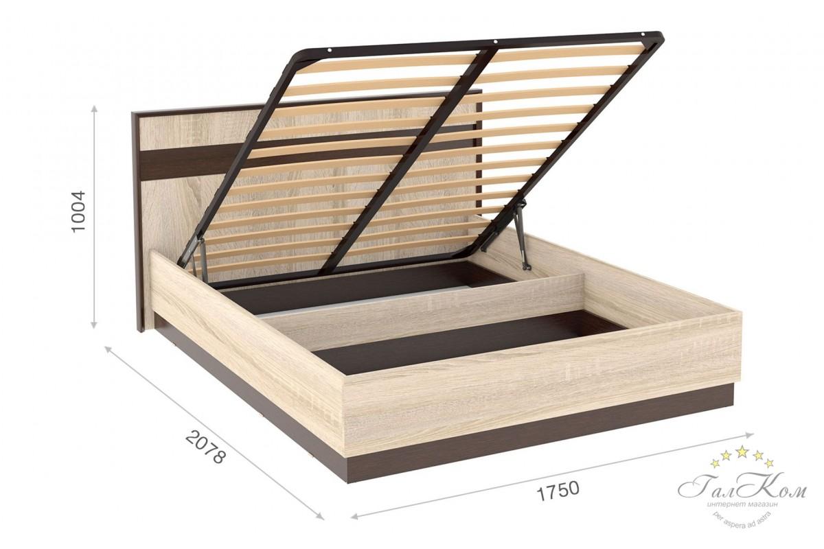 Кровать с размерами