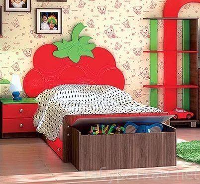 Кровать с ящиком