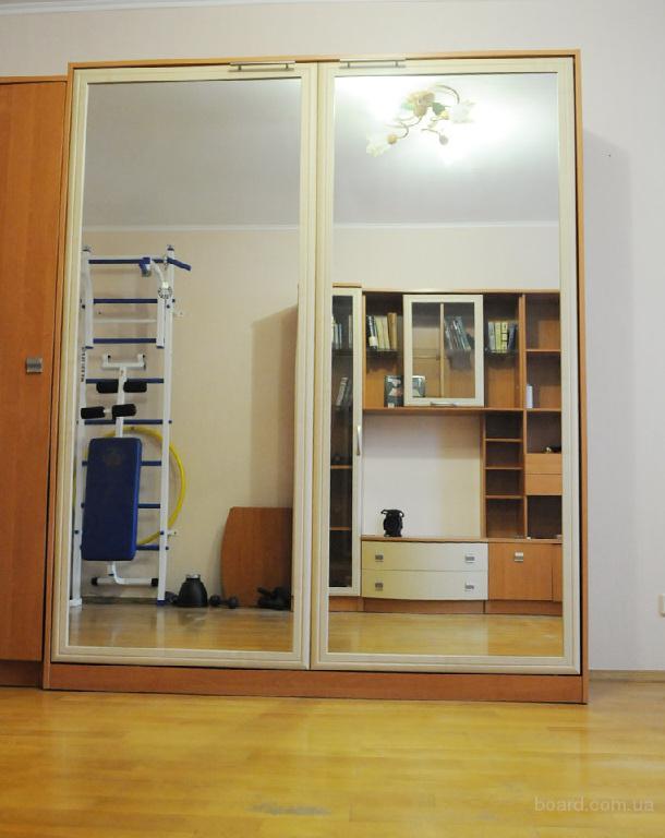 Кровать-шкаф для обустройства спальни