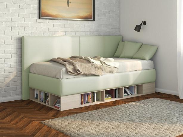 Кровать-тахта с подъемным механизмом