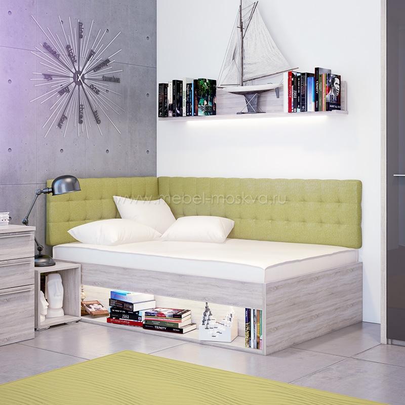 Кровать-тахта с ящиками для белья
