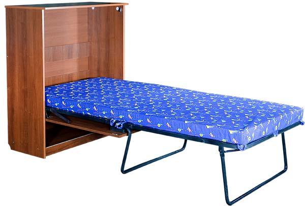 Кровать в тумбе