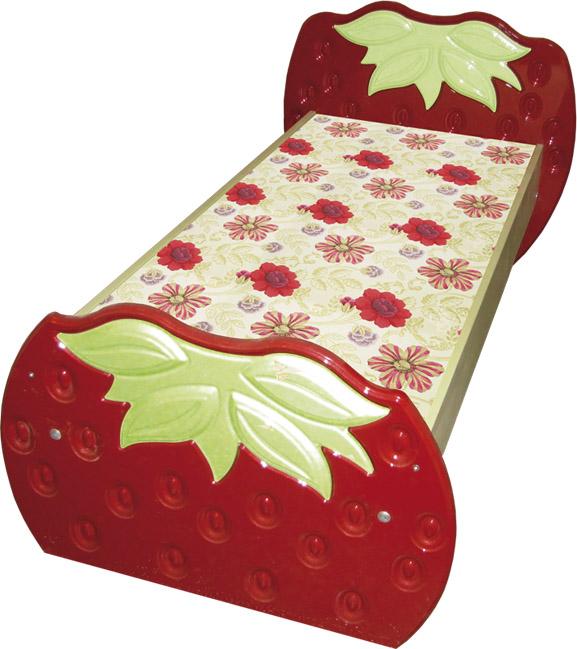 Кровать ягодка