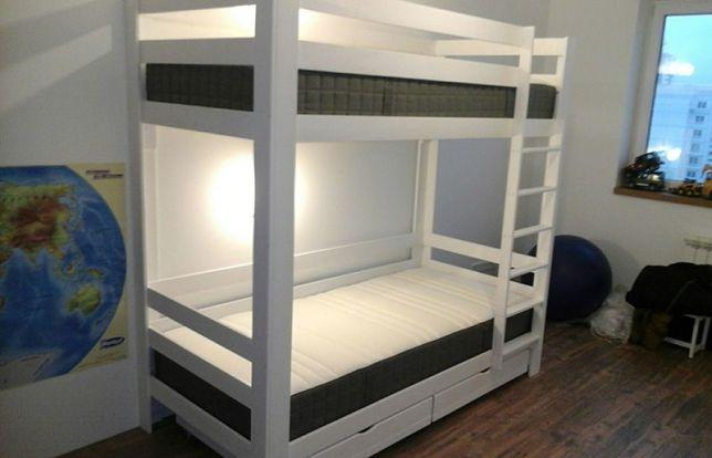 Кровати двухъярусные с подсветкой