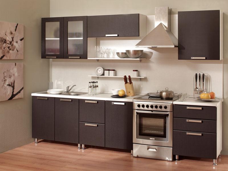 Кухни из ламинированного ДСП прекрасное дополнение в интерьер любой квартиры