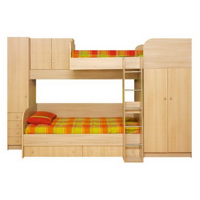 Ламинированная ДСП для изготовления детcкой мебели