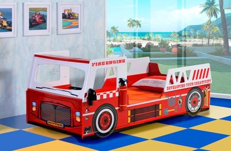 Машина пожарника