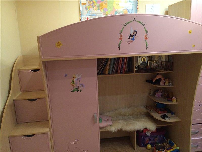 Мебель для детей 10 лет