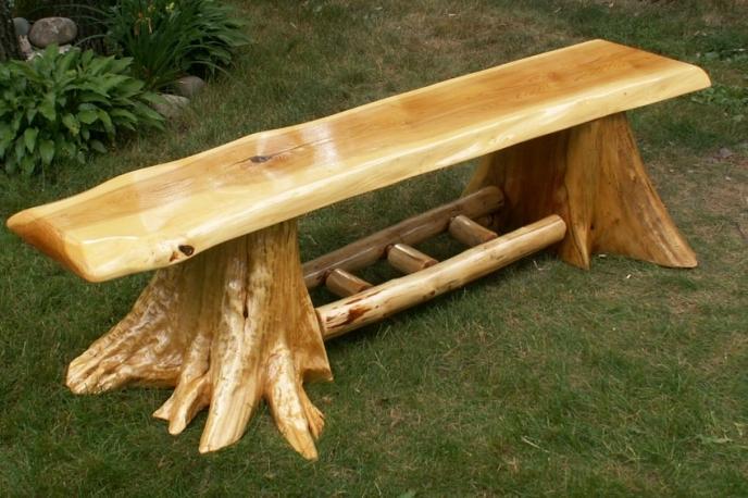 Мебель для оформления сада