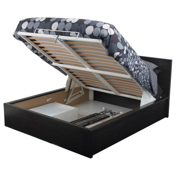 Мебель для сна с практичными большими ящиками
