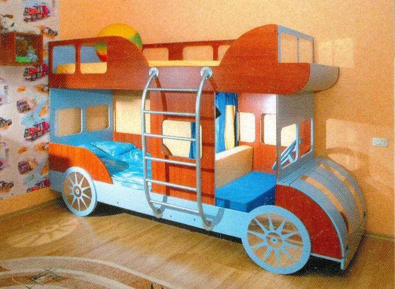 Мебель голубого цвета
