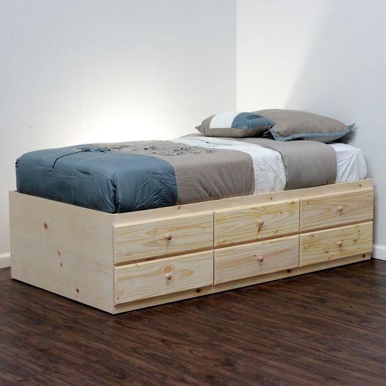 Мебель светлых тонов для спальни