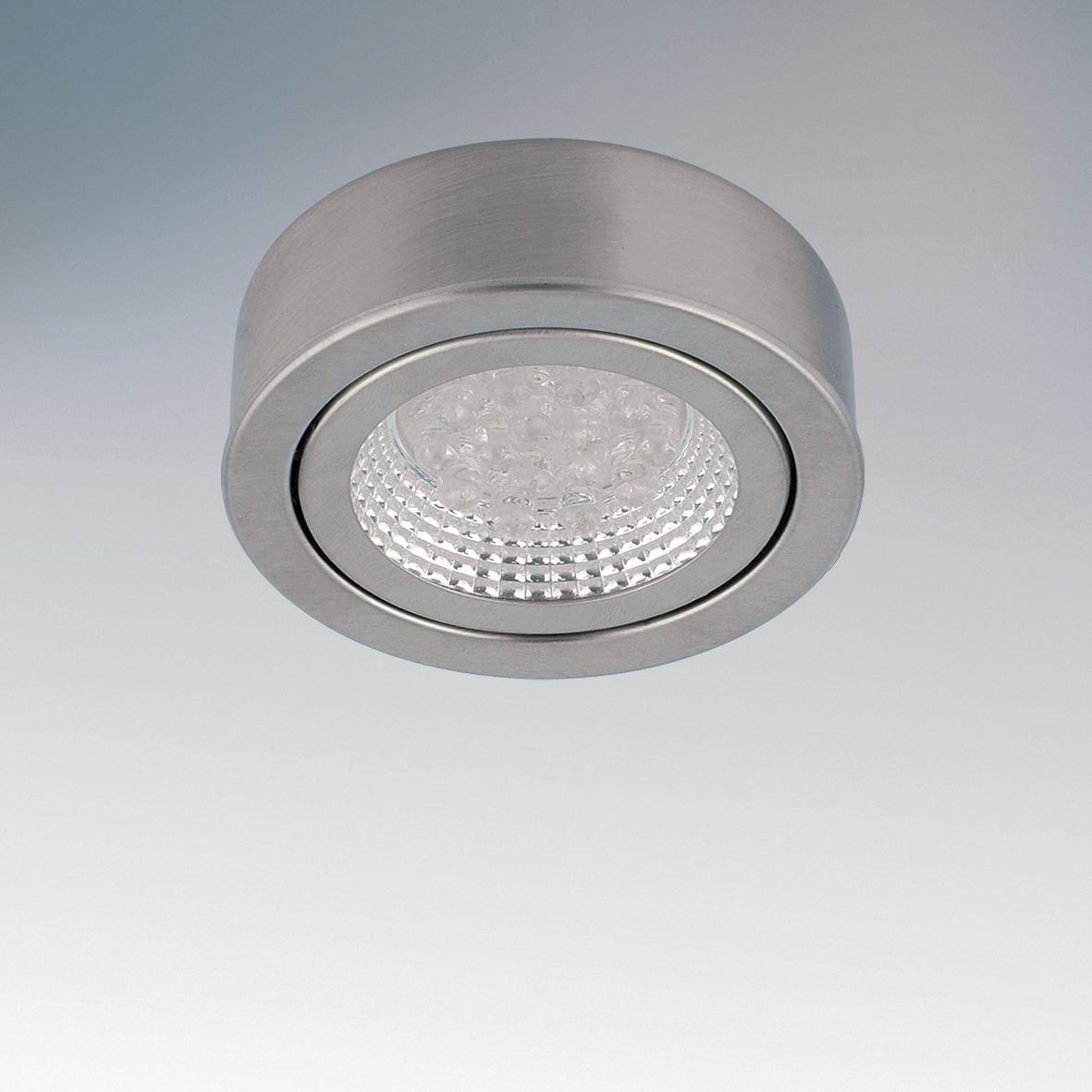 Мебельный накладной светильник
