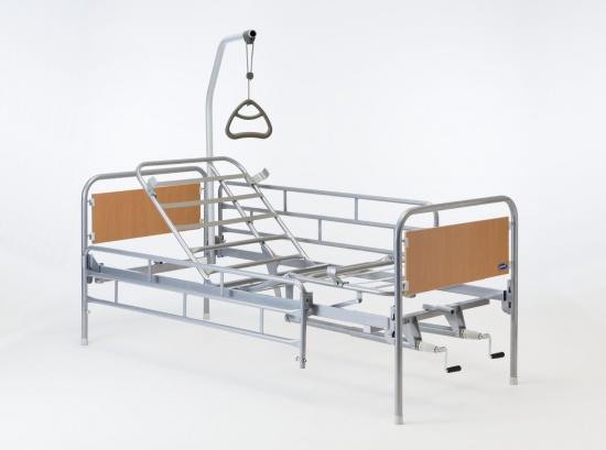 Медицинская кровать на 4 секции