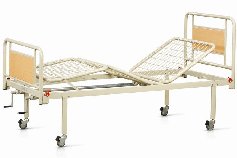 Механическая кровать для палаты больного