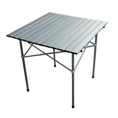 Металлический складной стол