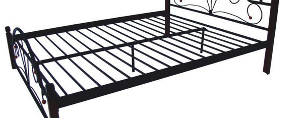 Металлическое основание кровати