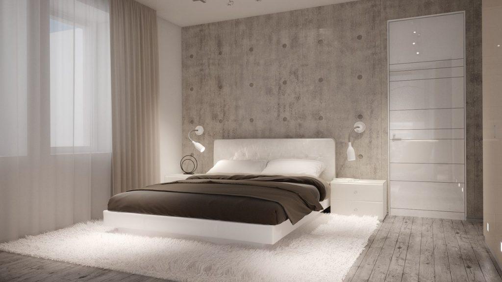 администратор спальни в стиле минимализм фото всех