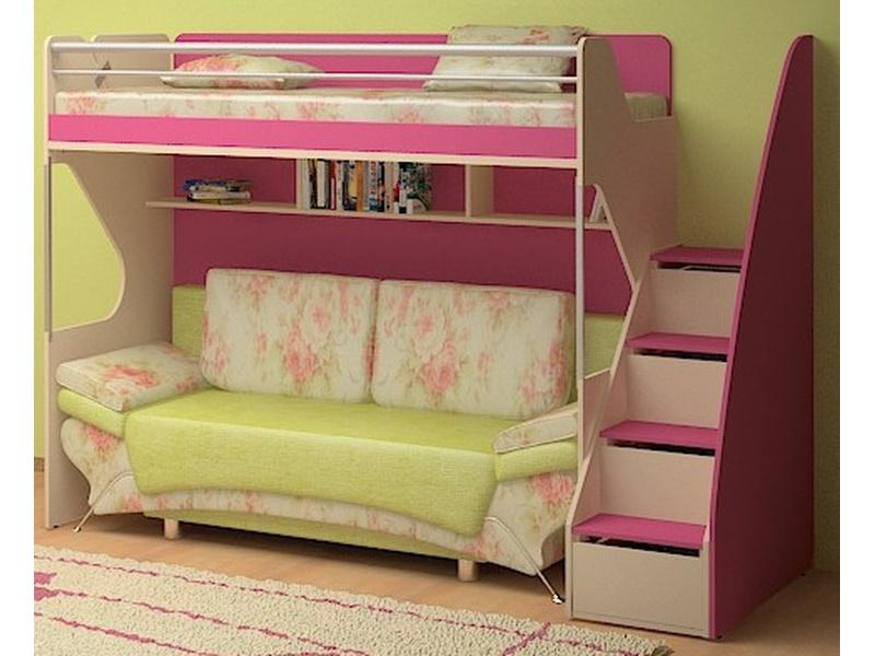 Многофункциональная детская мебель
