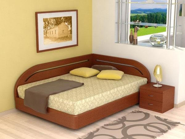 Модель кровати