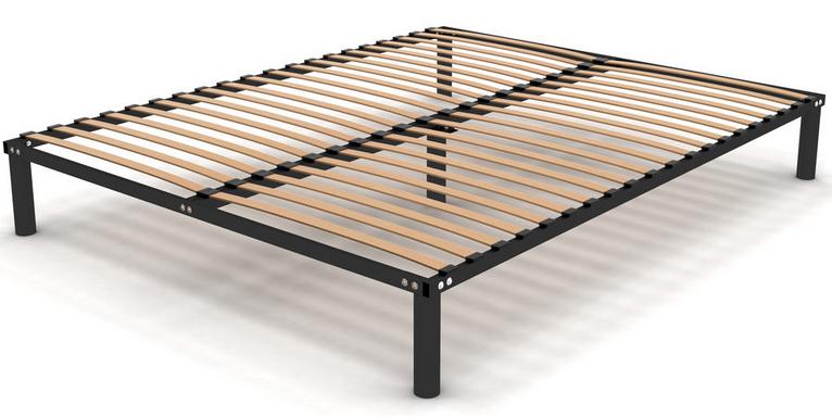 Модель ортопедической кровати для дома