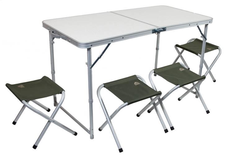 Набор стол и стулья для отдыха