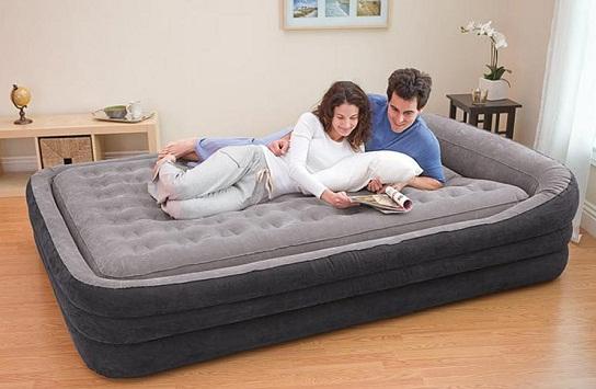 Надувная ортопедическая кровать