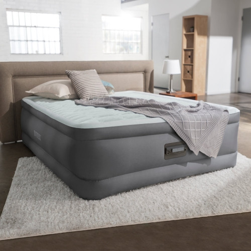 Надувная высокая модель кровати