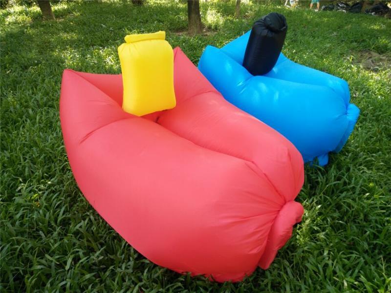 Нейлоновые предметы мебели для дома надувного типа