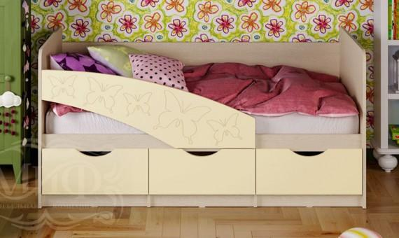 Необычный дизайн каркаса мебели для сна ребенка