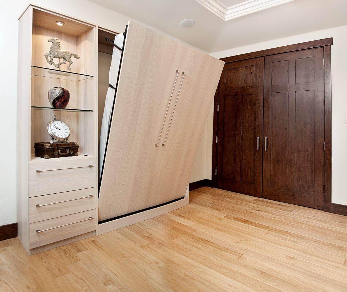 Несколько правил обустройства небольшой спальни