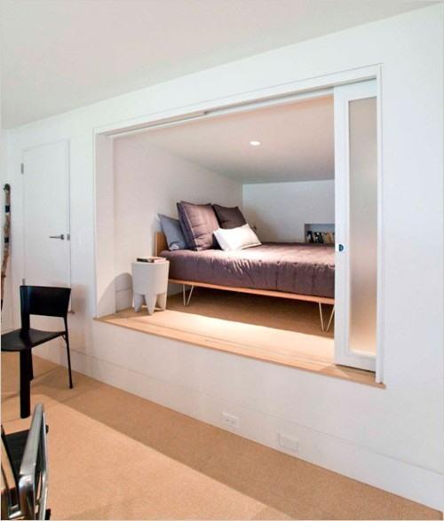 Невероятный интерьер спальни