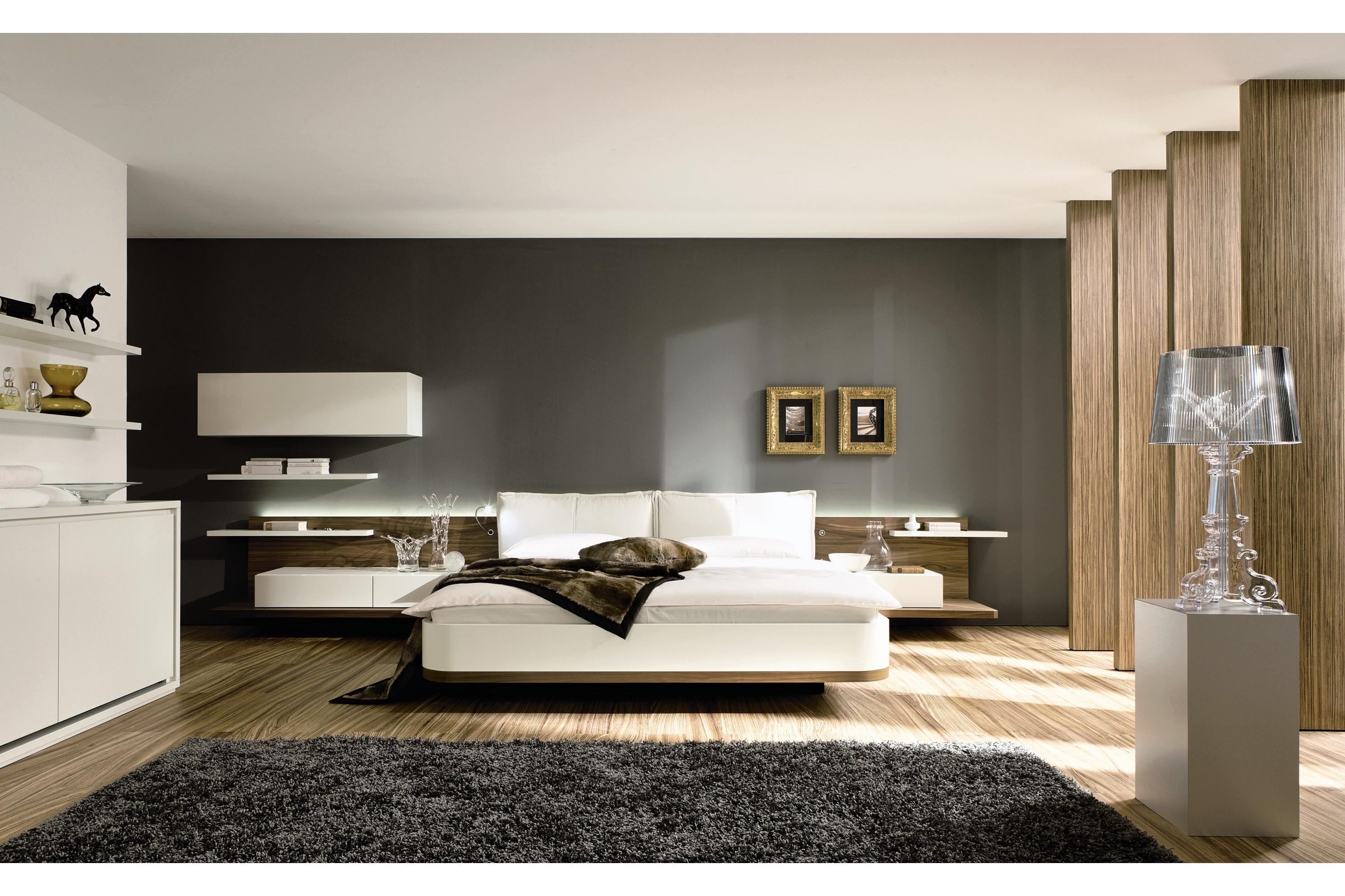 Обустройство спальни в восточном стиле
