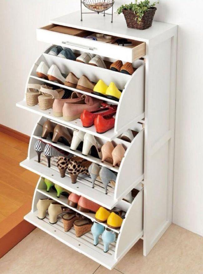 Обувница из МДФ