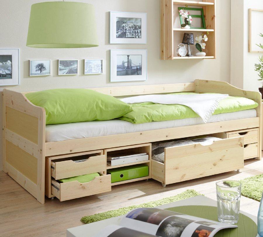 Односпальная модель кровати