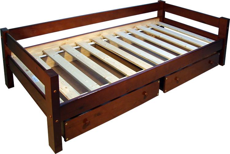 Односпальная ортопедическая кровать
