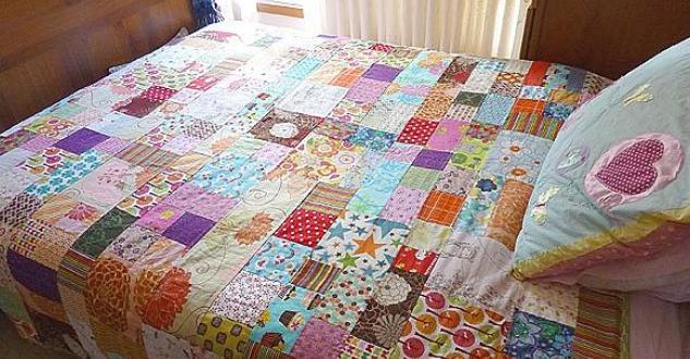 Оригинальное одеяло