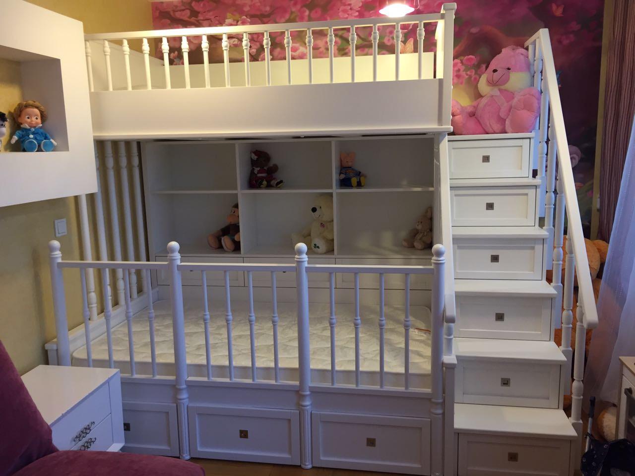 Оригинальные модели спального ложе для ребенка