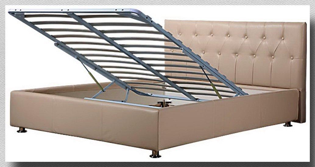 Ортопедическая кровать подъемного типа