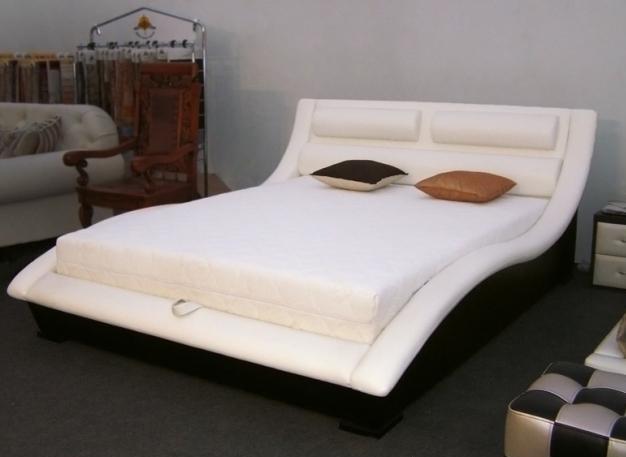 Ортопедическая модель современной кровати