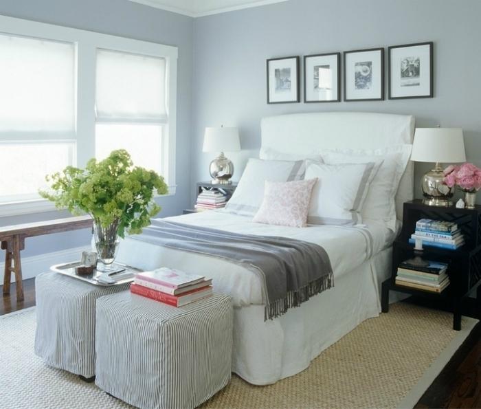 Особенности обустройства маленькой спальни