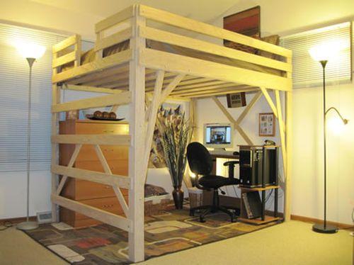 Особенности установки мебели в небольшой спальне