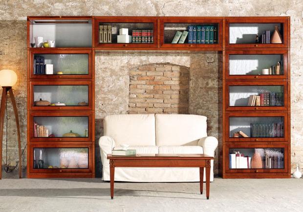 Отличное решение для хранения домашней библиотеки