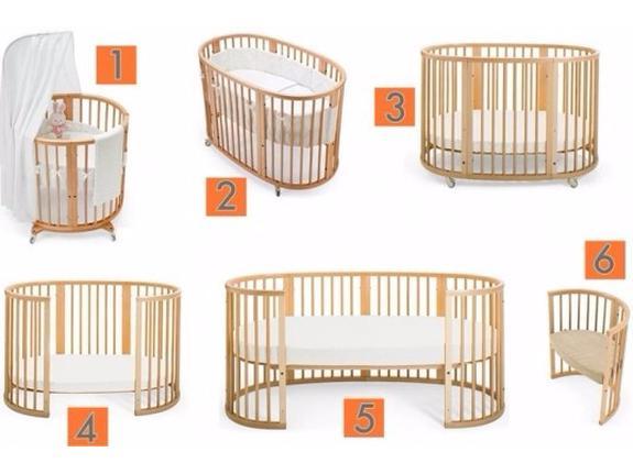 Плюсы использования мебели -трансформер в детской