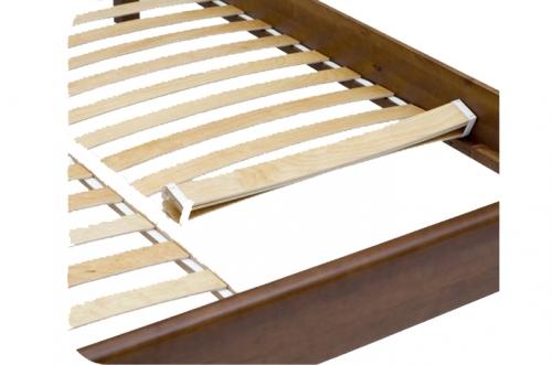 Почему скрепят ламели кровати